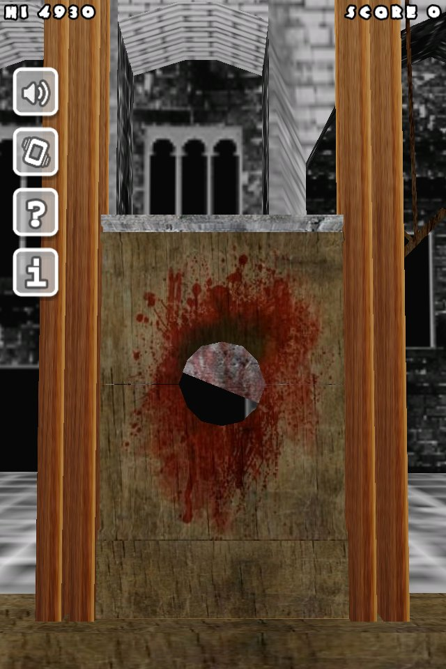 Screenshot Bloody Guillotine 3D