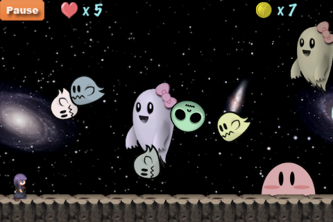 Screenshot Legend Of Princess Q Lite